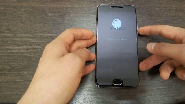 как прошить смартфон Meizu M3 Note