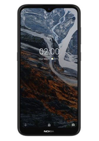 Nokia 2.3 характеристики экрана