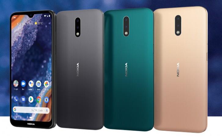 Nokia 2.3: характеристики и цена в России