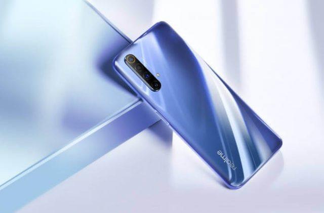 Realme X50 представят 7 января