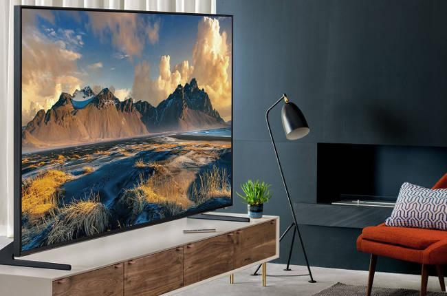 Телевизор Samsung QE65Q950R из Финляндии: о достоинствах и технологиях