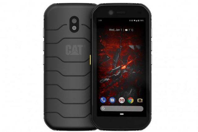Cat S32: новый противоударный смартфон