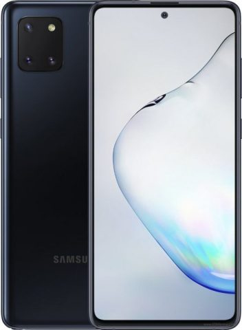 Samsung Galaxy Note 10 Lite характеристики