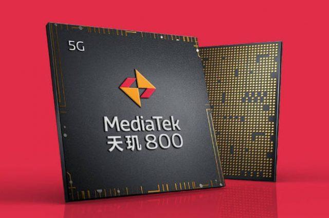 MediaTek Dimensity 800: официальный анонс