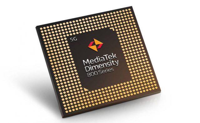 процессор MediaTek Dimensity 800 сравнение