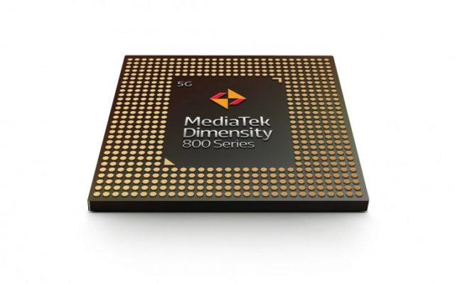 процессор MediaTek Dimensity 800 характеристики