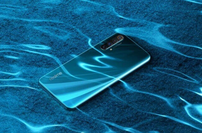 Представлен Realme X50: характеристики и цены официально