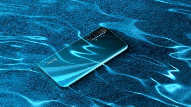 Технические характеристики Realme X50