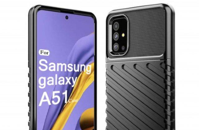Топ-5: Лучшие чехлы для Samsung Galaxy A51