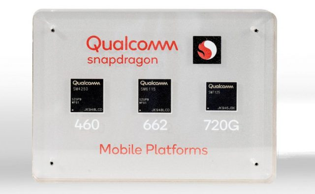 новые процессоры Qualcomm Snapdragon