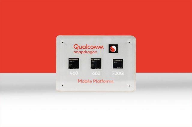 Новые процессоры Snapdragon 720G, 460 и 662