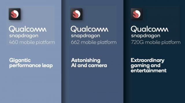 процессор Snapdragon 662
