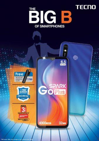 Tecno Spark Go Plus характеристики