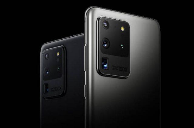 Samsung Galaxy S20 Ultra: камера, тонкости и нюансы