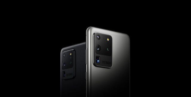 камера Samsung Galaxy S20 Ultra характеристики