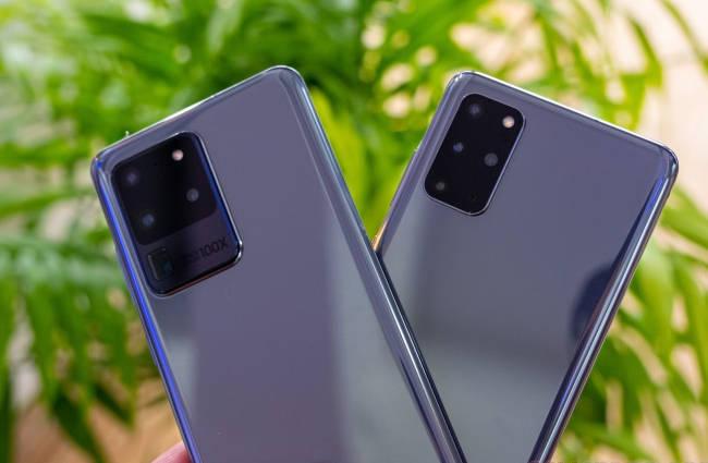Galaxy S20: характеристики и цены официально
