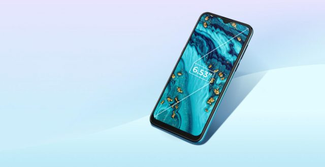 смартфон HTC Wildfire R70 экран