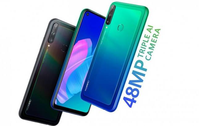 Представлен Huawei Y7p: характеристики и цена