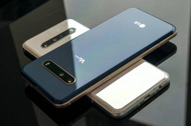 LG V60 ThinQ 5G: характеристики и мини-обзор