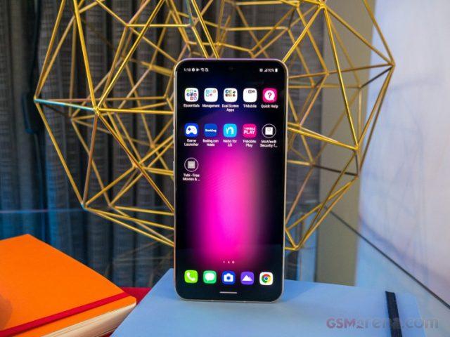 LG V60 ThinQ 5G характеристики и обзор