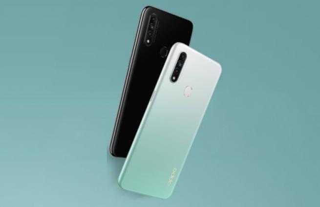 Oppo A31: представлен новый бюджетный смартфон