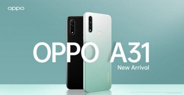 Oppo A31 характеристики и цена