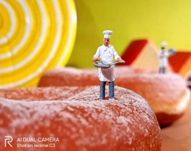 камера Realme C3 примеры фото