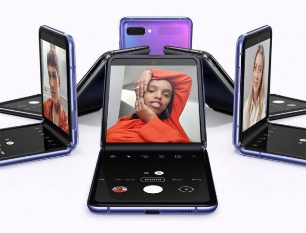 Samsung Galaxy Z Flip камеры