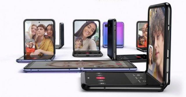 Samsung Galaxy Z Flip характеристики