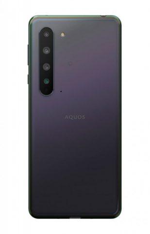 смартфон Sharp Aquos R5G