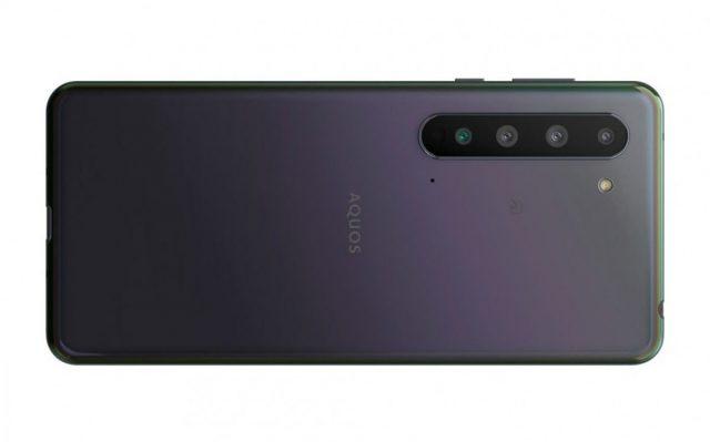 Sharp Aquos R5G характеристики камеры