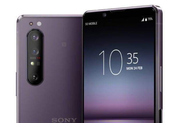 Sony Xperia 1 II: характеристики официально