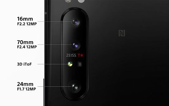 Sony Xperia 1 II характеристики камеры