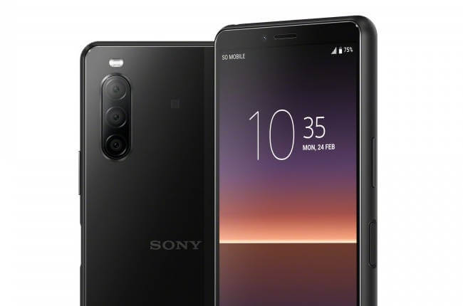 Sony Xperia 10 II (2020): характеристики и цены