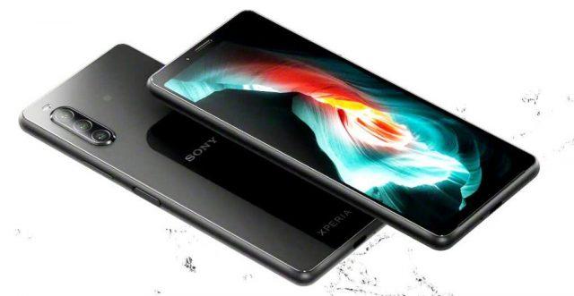 Sony Xperia 10 II влагозащита