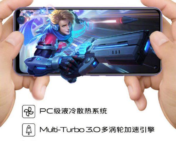 vivo Z6 5G характеристики цена