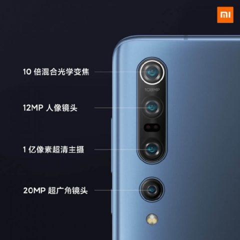 камера Xiaomi Mi 10 Pro характеристики