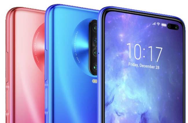 Xiaomi Pocophone X2: характеристики и цены официально