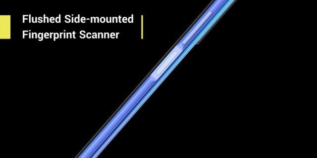 Pocophone X2 сканер отпечатка пальца