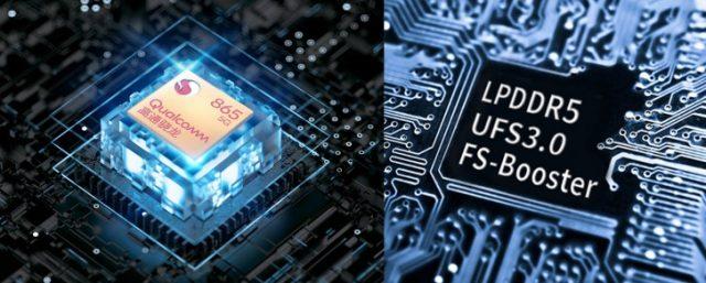 ZTE Axon 10s Pro процессор