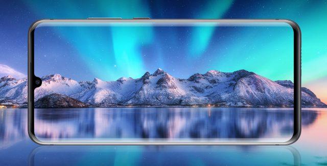 ZTE Axon 10s Pro экран