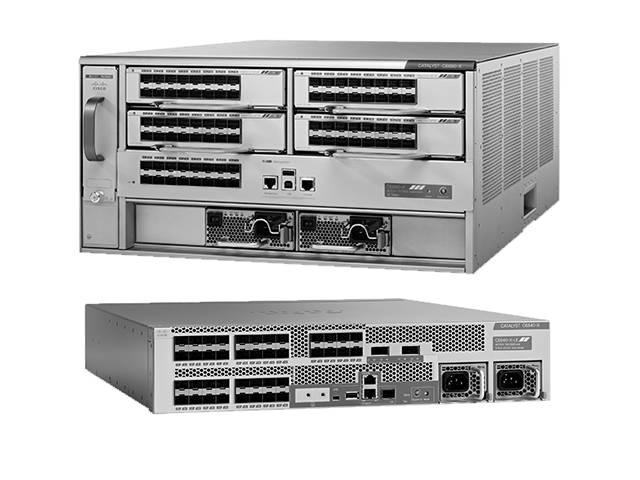 коммутаторы Cisco Catalyst