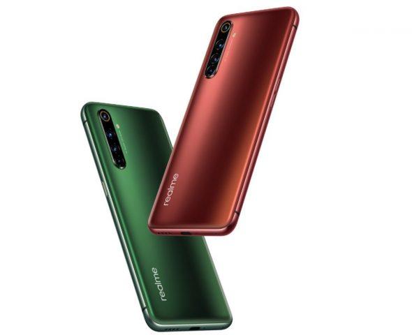 Realme X50 Pro 5G характеристики