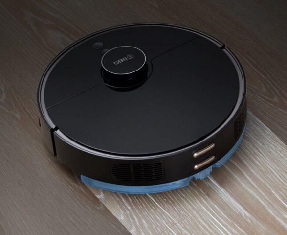 робот пылесос 360 S7 внешний вид