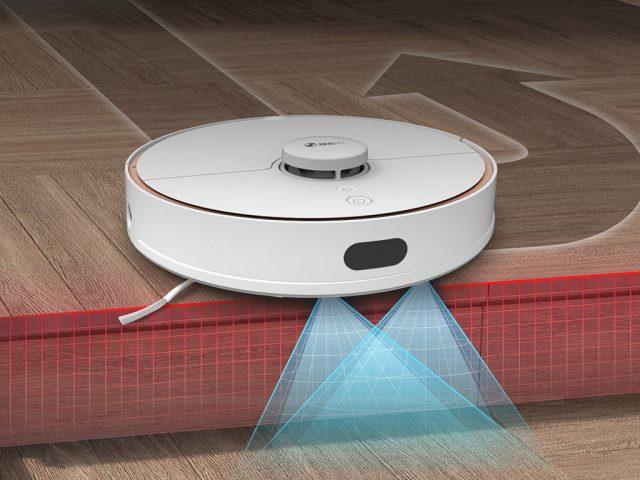 Компания 360 выпустила робот-пылесос S7