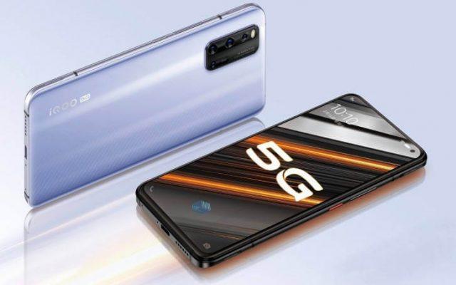 экран vivo iQOO 3 5G характеристики