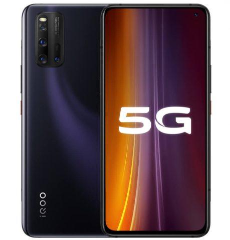 vivo iQOO 3 5G характеристики цена дата выхода