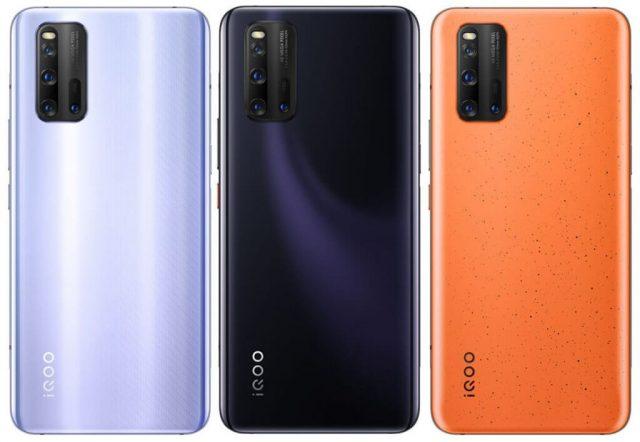 vivo iQOO 3 5G цена дата выхода