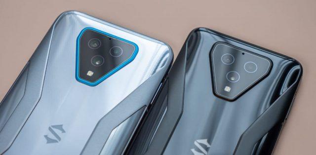 Black Shark 3 Pro характеристики камеры