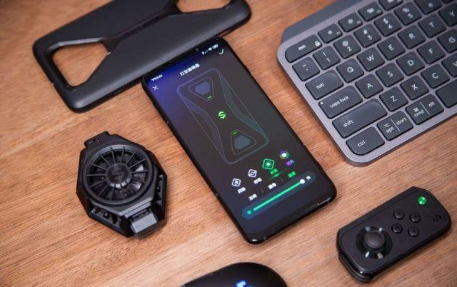 игровой смартфон Black Shark 3 аксессуары